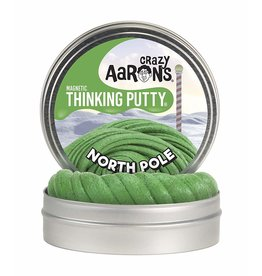 Crazy Aaron Crazy Aaron's Thinking Putty Magnetic North Pole