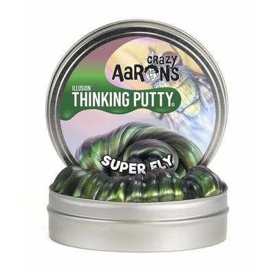 Crazy Aaron Crazy Aaron's Thinking Putty Illusions Super Fly