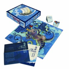 Calliope Game Tsuro of The Seas