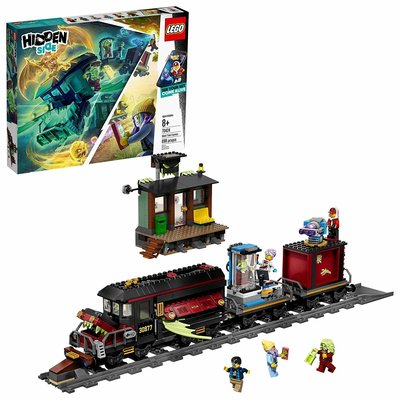 Lego Lego Hidden Side Ghost Train Express