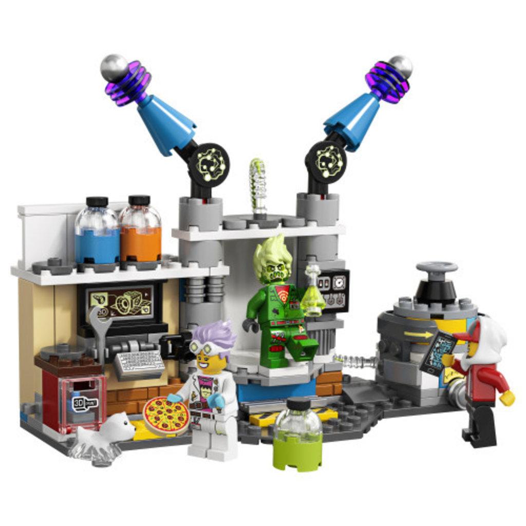 Lego Lego Hidden Side J.B.'s Ghost Lab
