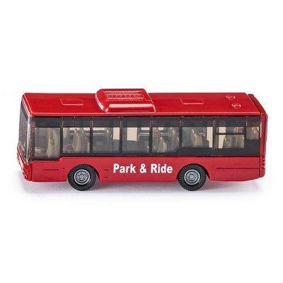 Siku Siku Die Cast City Bus