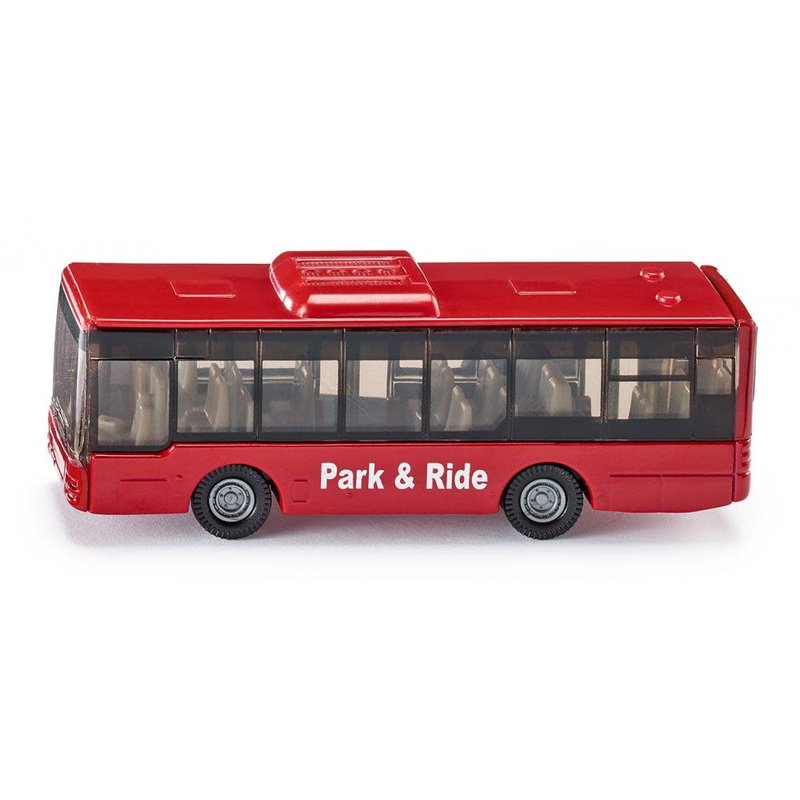 Siku Siku Die Cast City Bus