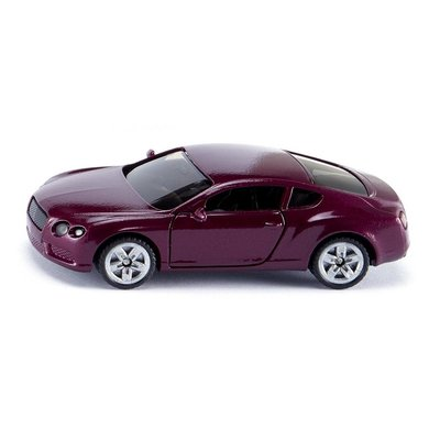 Siku Siku Die Cast Bentley Continental