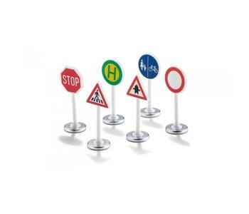 Siku Die Road Signs