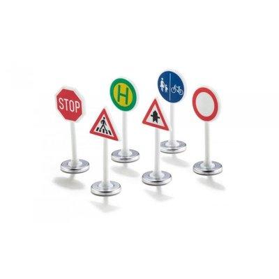 Siku Siku Die Road Signs