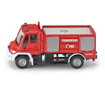 Siku Die Cast fire Engine Unimog