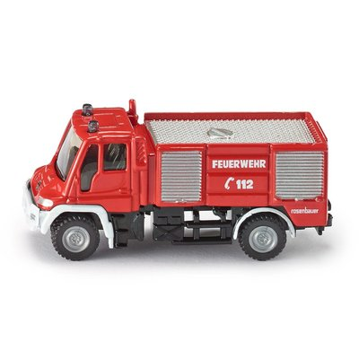 Siku Siku Die Cast fire Engine Unimog