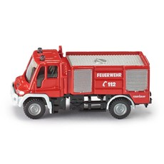 Siku Siku Die Cast fire Engine Unimog