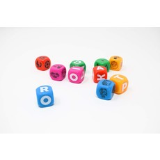 Blue Orange Blue Orange Game Dice Academy