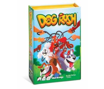 Blue Orange Game Dog Rush