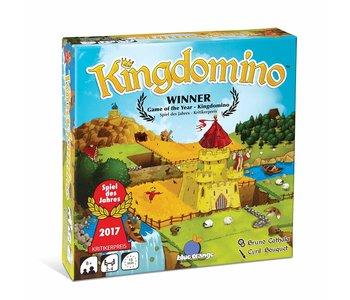 Blue Orange Game King Domino