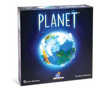 Blue Orange Game Planet