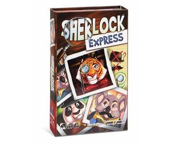 Blue Orange Game Sherlock Express