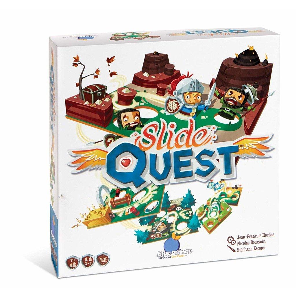 Blue Orange Blue Orange Game Slide Quest