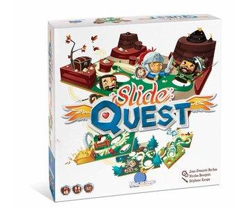 Blue Orange Game Slide Quest
