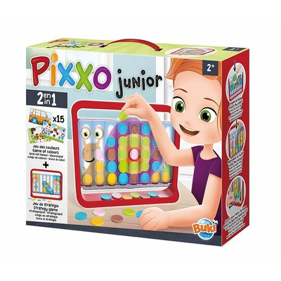 Buki Pixxo Jr 2 in 1
