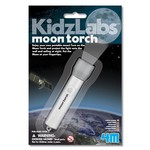 4M 4M Kidz Labs Moon Torch Kit
