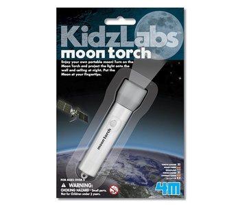 4M Kidz Labs Moon Torch Kit
