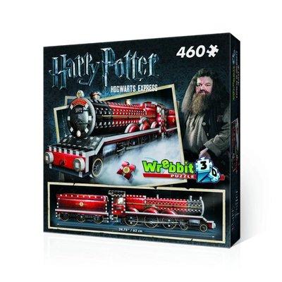 Wrebbit Wrebbit 3D Puzzle Harry Potter Hogwarts Express