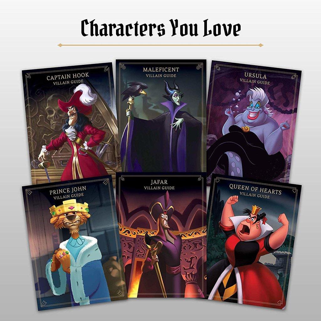 Ravensburger Disney's Villainous Game