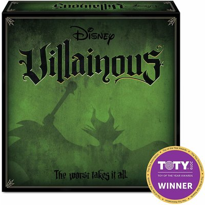 Ravensburger Disney's Villainous Game