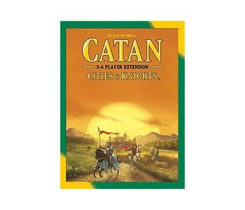 Catan Game 5-6 Player Extension: Cities & Knights