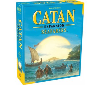 Catan Game Expansion: Seafarers