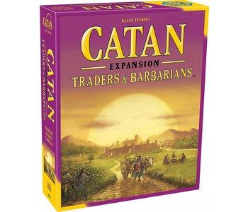 Catan Game Expansion: Traders & Barbarians