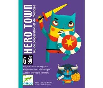 DJeco Card Game Hero Town