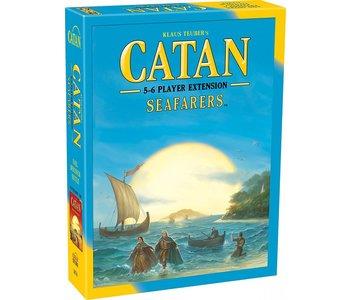 Catan Game 5-6 Player Extension: Seafarers