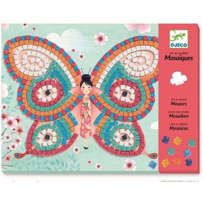 DJeco Djeco Craft Mosaics Butterflies