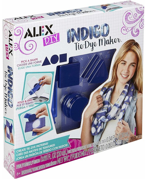 Alex Craft Indigo Tie-Dye Maker