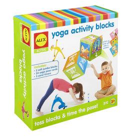 Alex Alex Yoga Activity Blocks