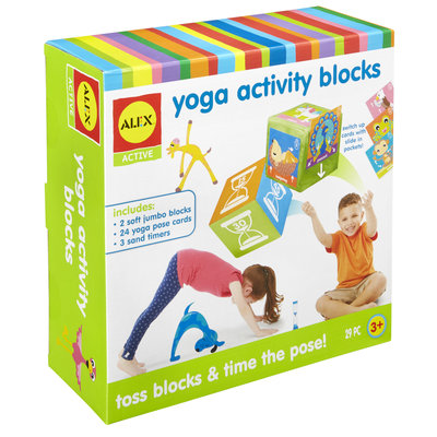 Alex Alex Yoga Activity Blocks