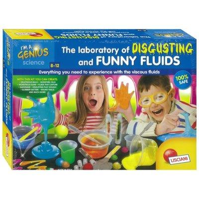 Crazy Science I'm a Genius Slime Laboratory