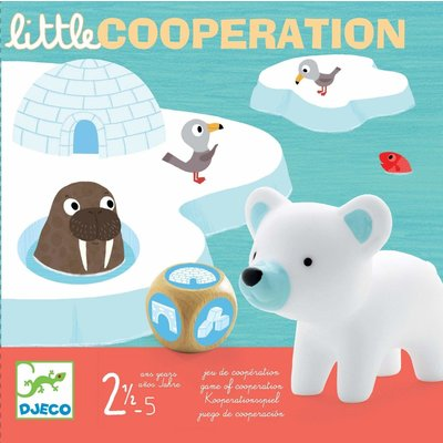 DJeco DJeco Game Little Cooperation