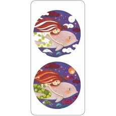 DJeco Djeco Glitter Boards Mermaids