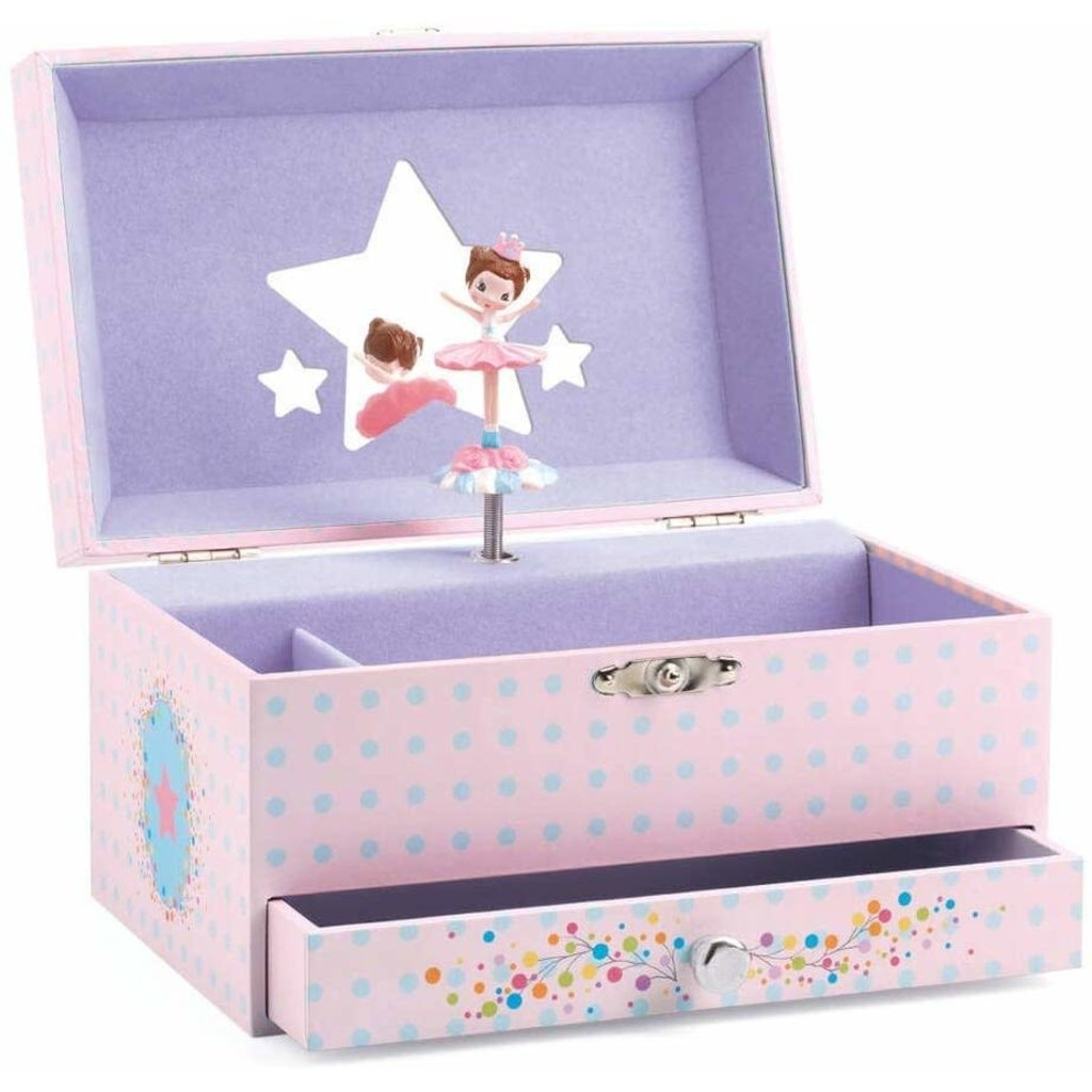 Djeco Music Box Ballerina's Melody