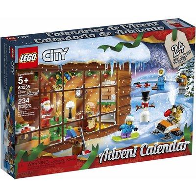 Lego Lego Advent Calendar City 2019