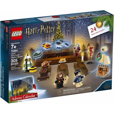 Lego Lego Advent Calendar Harry Potter 2019