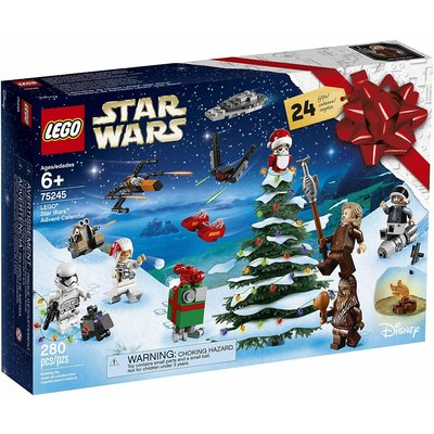 Lego Lego Advent Calendar Star Wars 2019
