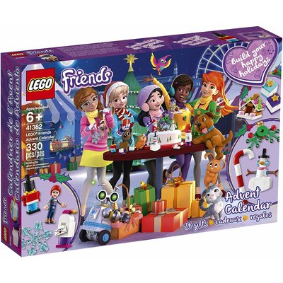 Lego Lego Friends Advent Calendar 2019