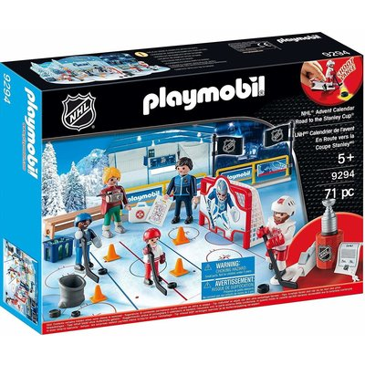 Playmobil Playmobil Advent Calendar 2018 NHL
