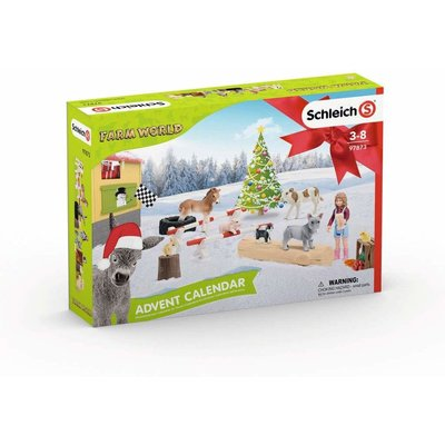Schleich Advent Calendar 2019 Farm World