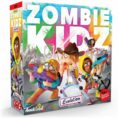 Scorpion Game Zombie Kidz: Evolution