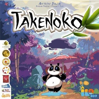 Matagot Game Takenoko