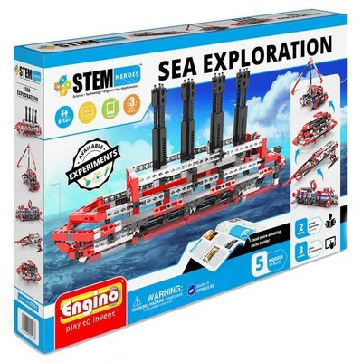 Engino Stem Sea Exploration