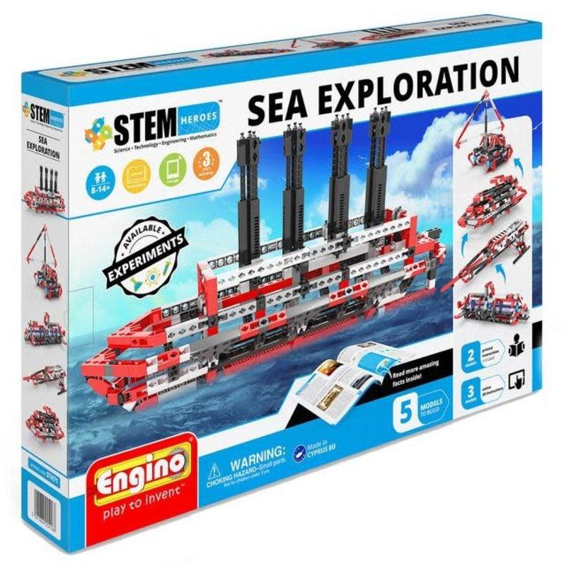 Engino Stem Sea Exploration