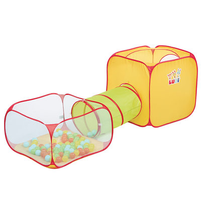 Ludi Pop-up Tent and Tube